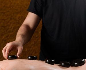 Massage rafraîchissant neige d'été 3